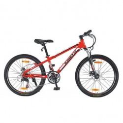Подростковый велосипед Kinetic SNIPER DISK 24 Картинка