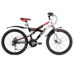 Подростковый велосипед Kinetic SAMURAI DISK 24 Картинка