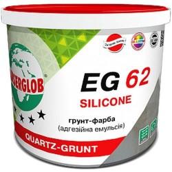 Грунт-краска ANSERGLOB EG 62-silicone эмульсия 10л