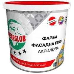 Краска акриловая интерьерная Anserglob ЭКО+ 7кг Картинка 70603001