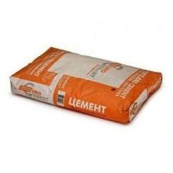 Цемент марка 400 Евроцемент 45кг фасовка