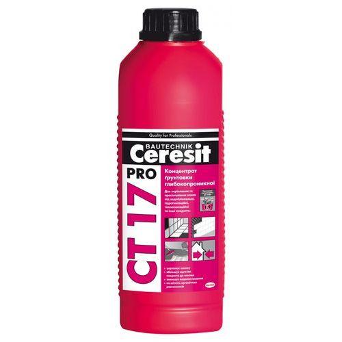 Грунтовка бесцветная Ceresit CT 17 Super 10л под покраску Картинка