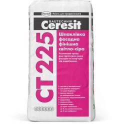 Фасадная шпаклевка Ceresit CT 225 25кг белая Картинка
