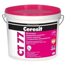 Мозаичная штукатурка Ceresit CT-77 14 кг Картинка