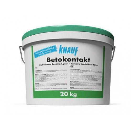 Грунтовка Knauf Betokontakt 20кг Картинка