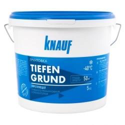 Грунтовка Knauf Tiefengrund 5кг