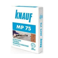 Гипсовая машинная штукатурка Knauf MP-75 30 кг Картинка