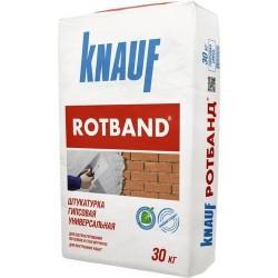 Универсальная штукатурка Knauf Rotband 30кг Картинка