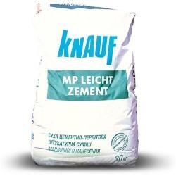 Цементная штукатурка Knauf MP Leicht Zement 30кг