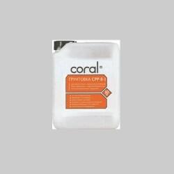 Грунтовка Coral СРР-8 глубокопроникающая 10л