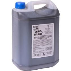 Пластификатор для бетона БЕТО-ПЛАСТ 5л Картинка