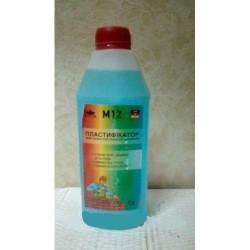 Пластификатор для кладки и штукатурки M12 TOTUS 1л Картинка