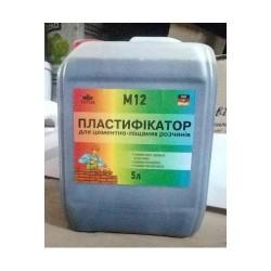 Пластификатор для кладки и штукатурки M12 TOTUS 5л Картинка