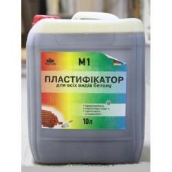 Пластификатор для бетона M1 TOTUS 10л