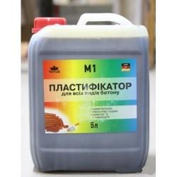 Пластификатор для бетона M1 TOTUS 5л Картинка