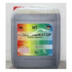 Пластификатор для теплого пола MТ TOTUS 10л Картинка