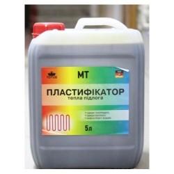 Пластификатор для теплого пола MТ TOTUS 5л