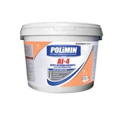Краска интерьерная  для потолка Polimin АI-4 14кг латексная акриловая
