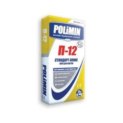 Клей для плитки Polimin П 12 25кг Картинка