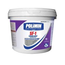 Краска фасадная силиконовая Polimin SF 1 (14 кг)