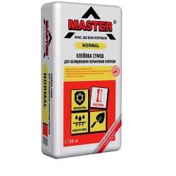 Клей для плитки Master Normal 25кг