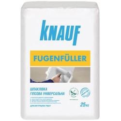 Гипсовая шпаклевка для швов Knauf Fugenfuller 25кг