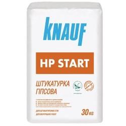 Гипсовая штукатурка Knauf HP Start 30кг Картинка
