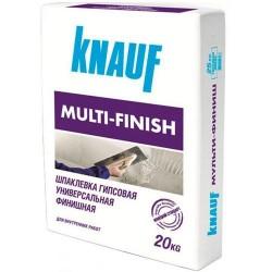 Гипсовая шпаклевка Knauf Multi-Finish 25кг