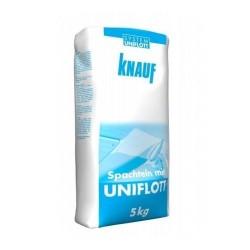 Гипсовая шпаклевка для стыков Knauf Uniflott 5кг Картинка