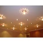 ✓Источники освещения для натяжных потолков